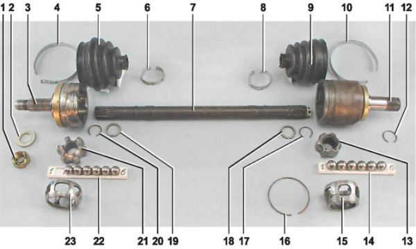 Двигатель нива на ваз
